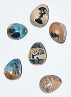 Œufs de pierre
