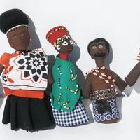 Swazi -Puppen