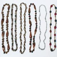 Seed necklaces
