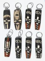 Mask keychains