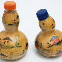 Dry fruit bottles