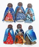 Textil -Puppe