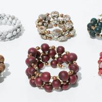 Bracelets de perles de rocaille